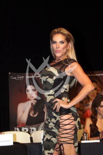 Lorena Herrera es Arpía