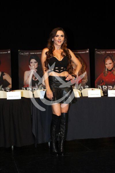 Zoraida Gómez es Arpía