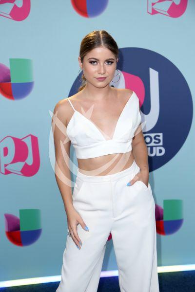 Sofía Reyes en PJ 2018