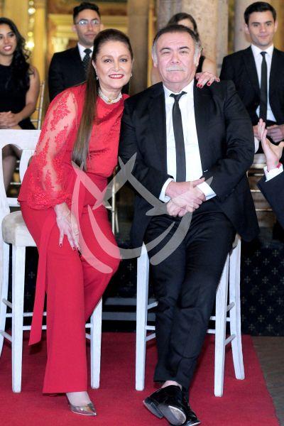 Daniela Romo y Jesús Ochoa en Hello Dolly!