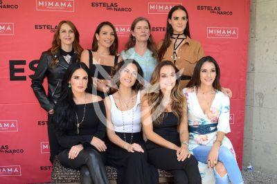 Estelas del Narco, elenco
