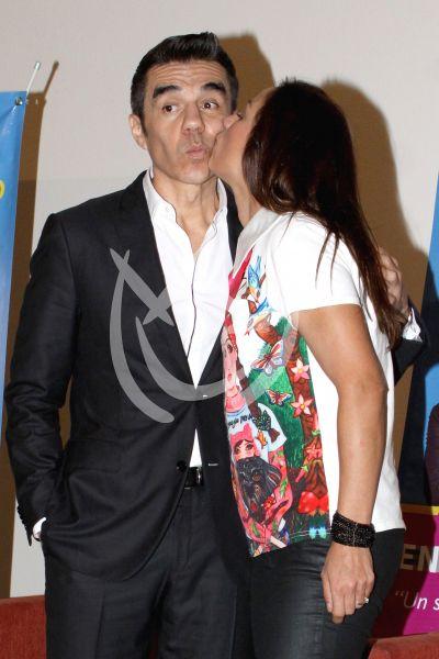 Adrián Uribe y Consuelo Duval en Pareja dos