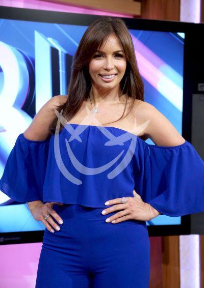 Giselle Blondet juez presidente de Nuestra Belleza Latina