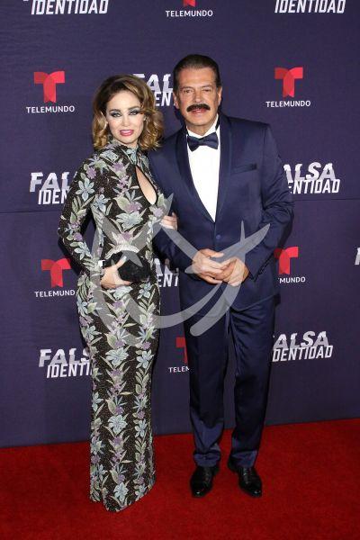 Sergio Goyri con Falsa Identidad