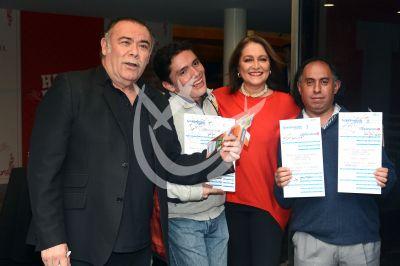 Daniela Romo y Jesús Ochoa firman a Dolly