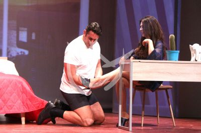 Mayrín Villanueva y Eduardo Santamarina se dicen La Verdad