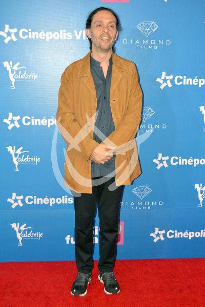 Alejandro Lubezki, director