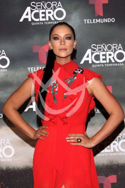 Carolina Miranda es Señora Acero 5