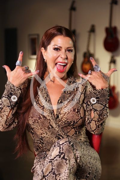 Alejandra Guzmán es Así