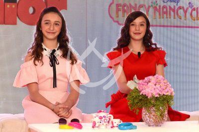 Las hijas de Andrea Legarreta son Fancy