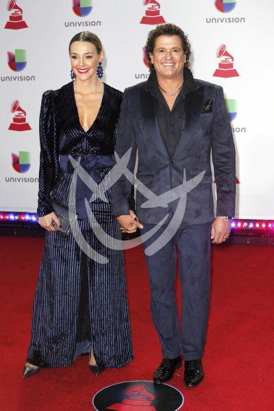 Carlos Vives y más en Latin Grammy