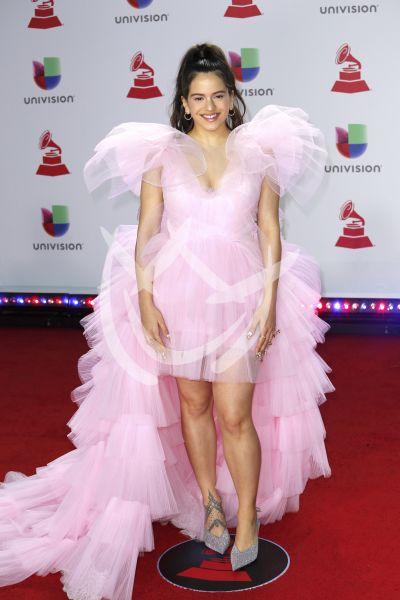 Rosalía en Latin Grammy