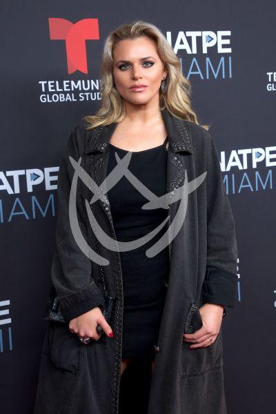 Isabella Castillo en Napte 2019