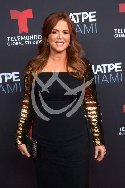 María Celeste Arrarás en Napte 2019