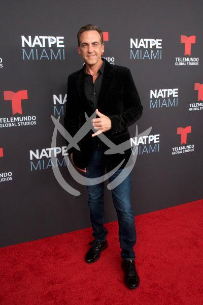 Carlos Ponce en Natpe 2019