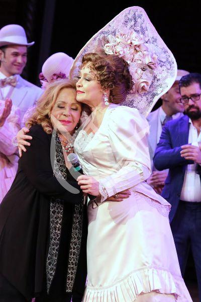 Silvia Pinal recuerda a Dolly