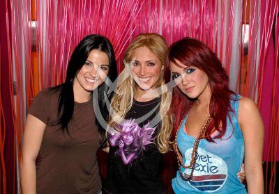 Maite, Anahí y Dulce María 2006
