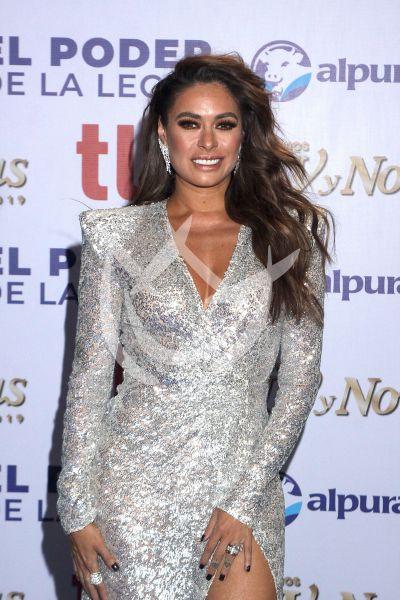 Galilea Montijo en Premios TvyNovelas 2019