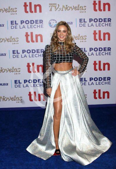Ximena Córdoba en Premios TVyNovelas