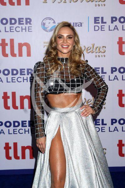 Ximena Córdoba y más en Premios TvyNovelas 2019