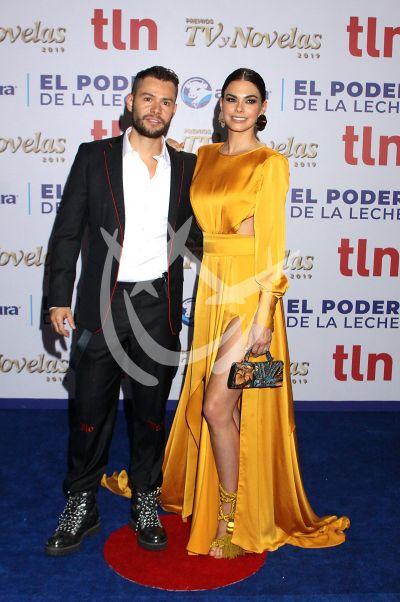 Livia Brito, Altair y más en Premios TvyNovelas 2019