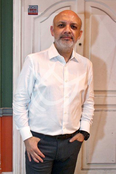 Elías Solorio, productor