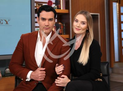 David Zepeda y Kimberly Dos Ramos sin Ley