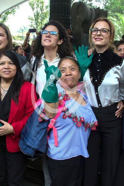 Marina de Tavira por las empleadas domésticas