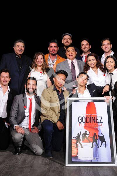 Carlos Bonavides en Godínez el Musical
