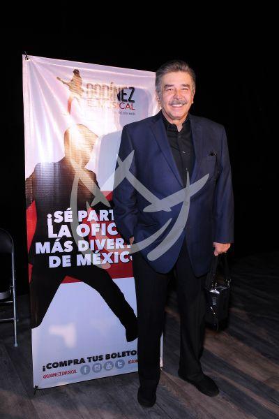 Jorge Ortiz de Pinedo en Godínez