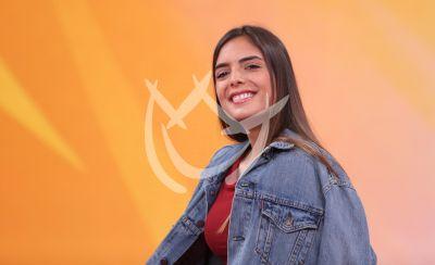 María Levy igualita a su madre
