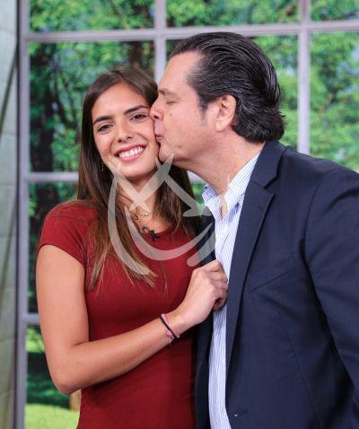 La hija de Mariana Levy y Ariel López Padilla recuerdan a la actriz