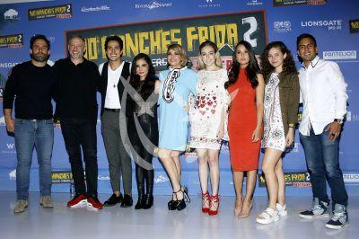 No Manches Frida 2 elenco