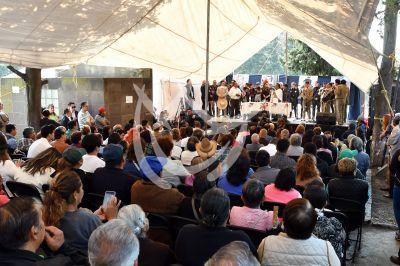 Lupita Infante recuerda a papá Pedro