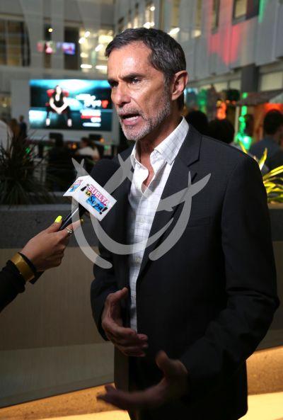 Humberto Zurita en La Reina del Sur 2