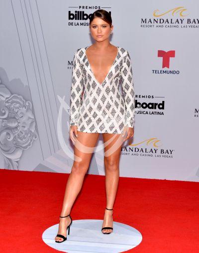 Sofía Reyes en Billboard