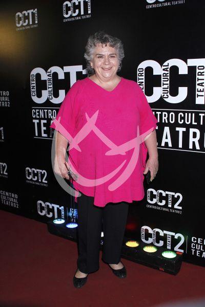 Beatriz Moreno al circo