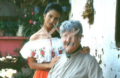 Bibi Gaytán y Ignacio López Tarso, 1998