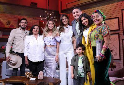 Ana Patricia, Joss Favela, Lila Downs y más por las Mamás