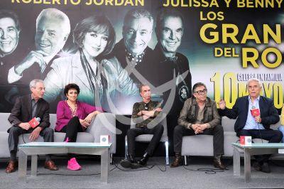 Enrique Guzmán y más son Grandes del Rock