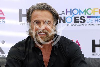 Juan Soler habla de Homofobia