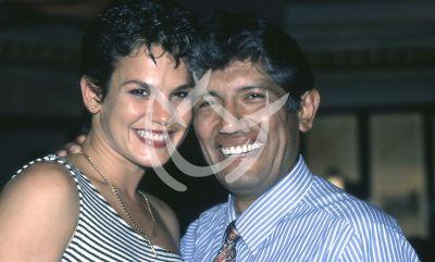 Niurka y Juan Osorio, 1997