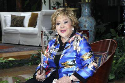 Silvia Pinal está Frente a Ti