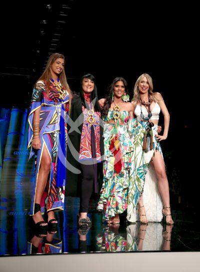 Lina, Francisca y Alessandra en Miami Fashion Week