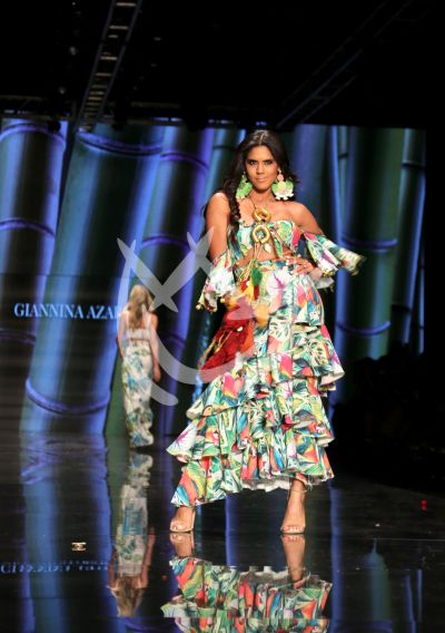 Francisca Lachapel en el Miami Fashion Week