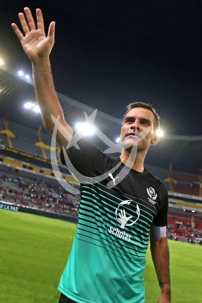 Rafa Márquez se despide del futbol