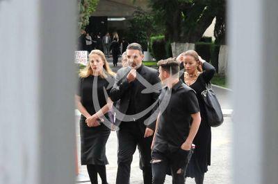 Andrea, Mauricio y Wendy despiden a Edith