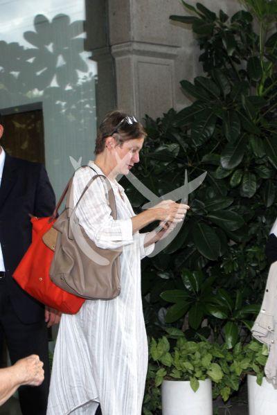 Mónica Dionne despide a Edith