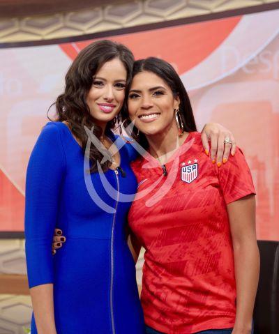 Aleyda Ortiz se une a la familia de Despierta América