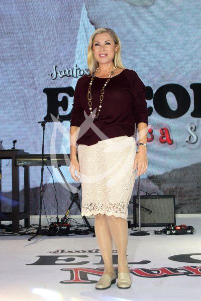 Leticia Calderón en Juntos el Corazón